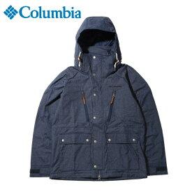 【4/5はエントリー&楽天カードで5倍】 コロンビア アウトドア ジャケット メンズ ビーバークリーク JK PM5689 467 Columbia