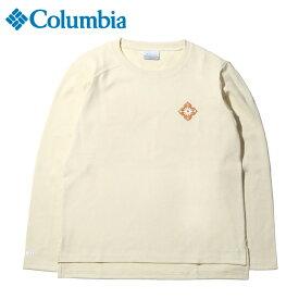 コロンビア Tシャツ 長袖 レディース トゥリースワロー LS クルー PL3312 022 Columbia