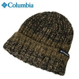 コロンビア ニット帽 メンズ レディース シアトルキャナルニットキャップ PU5400 011 Columbia
