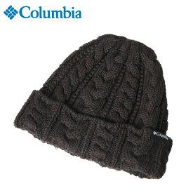 コロンビア ニット帽 メンズ レディース セネカアイルニットキャップ2 PU5439 010 Columbia