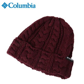 コロンビア ニット帽 メンズ レディース セネカアイルニットキャップ2 PU5439 624 Columbia