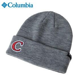 コロンビア ニット帽 メンズ レディース オックスフォードフォレストニットキャップ PU5442 021 Columbia