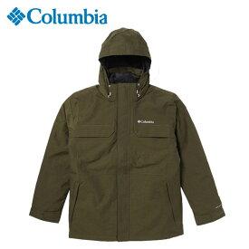 コロンビア アウトドア ジャケット メンズ クローバーデイルIC JK WE1489 319 Columbia