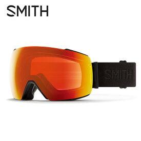 スミス スキー スノーボードゴーグル 調光GOGGLE スペアレンズ付 マグ ブラックアウト メンズ レディース I/O MAG Blackout SMITH