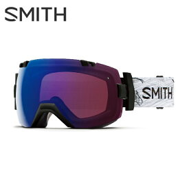 スミス スキー スノーボードゴーグル メンズ レディース 調光眼鏡対応ゴーグル スペアレンズ付 I/OX Adam Haynes SMITH