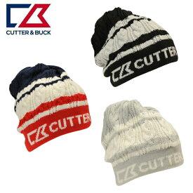 カッター&バック CUTTER&BUCK ゴルフ ニット帽 メンズ ニットキャップ CGBOJC08