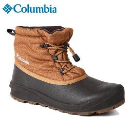 コロンビア スノーブーツ メンズ レディース チャケイピ2チャッカ オムニヒート YU0281-281 Columbia
