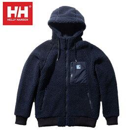 ヘリーハンセン HELLY HANSEN フリース メンズ ファイバーパイルサーモフーディー FIBERPILE THERMO Hoodie HOE51964 N
