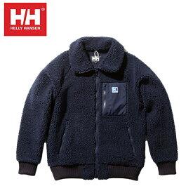 ヘリーハンセン HELLY HANSEN フリース メンズ ファイバーパイルサーモジャケット FIBERPILE THERMO Jacket HO51965 N