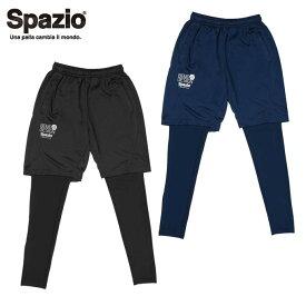 スパッツィオ サッカーウェア ゲームパンツ メンズ レディース プラパン インナー セット GE-0599 SPAZIO