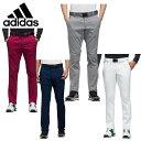 アディダス ゴルフウェア ロングパンツ メンズ スウェットライクパンツ GVA62 adidas