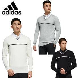 アディダス ゴルフウェア セーター メンズ Vネック プルオーバー V/N PULLOVER FYO86 adidas