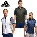 アディダス ゴルフウェア ベスト メンズ フロストガード インシュレーテッド Frostguard Insulated Vest FWI99 adidas