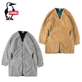 チャムス CHUMS フリース レディース Bonding Fleece Coat ボンディング フリース コート CH14-1184