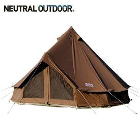 ニュートラルアウトドア テント ワンポールテント NT-TE21 TC テント 4.0 46272 NEUTRAL OUTDOOR