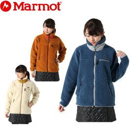マーモット Marmot フリース レディース W's Sheep Fleece Jacket ウィメンズシープフリースジャケット TOWOJL38