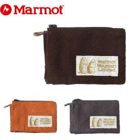 マーモット Marmot 財布 メンズ レディース 四角友里コラボレーション Suede Wallet スウェードウォレット TOAOJA16YY