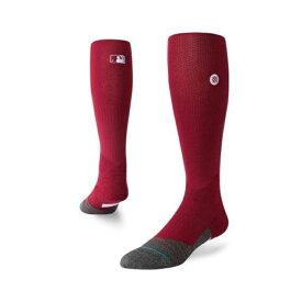 スタンス ソックス 野球専用 メンズ DIAMOND PRO OTC M759C16DIA#RED STANCE SOCKS