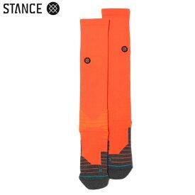 スタンス ソックス STANCE SOCKS 野球専用 メンズ DIAMOND PRO OTC M759C16DIA#ORA