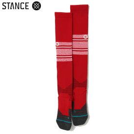 スタンス ソックス STANCE SOCKS 野球専用 メンズ DMND PRO STRIPE OTC M759A19DMN#WHR