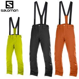サロモン salomon スキーウェア パンツ メンズ STORMSEASON PANT M