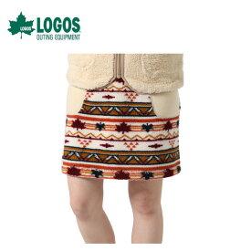 ロゴス LOGOS スカート レディース モコモコソフト 9486-4454 90 Nabaho