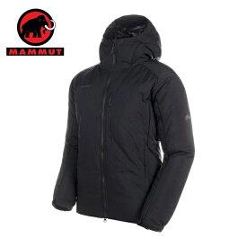 マムート MAMMUT ダウンジャケット メンズ Whitehorn Pro IN Hooded Jacket AF Men 1013-01330 0001