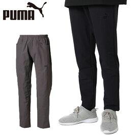 プーマ ジャージパンツ メンズ ESS+ストレッチウーブンパンツ 580716 PUMA
