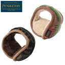 ペンドルトン PENDLETON 耳あて メンズ レディース イヤーマフ PDT-000-193030