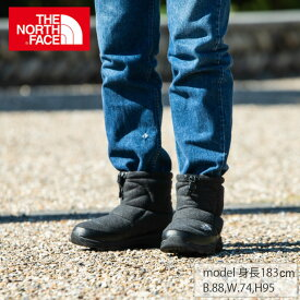 ノースフェイス スノーブーツ メンズ レディース Nuptse Bootie Wool V Short ヌプシブーティーウール5ショート ユニセックス NF51979 C THE NORTH FACE