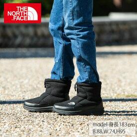 ノースフェイス スノーブーツ メンズ レディース Nuptse Bootie Wool V Short ヌプシブーティーウール5ショート ユニセックス NF51979 K THE NORTH FACE