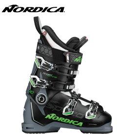 ノルディカ NORDICA スキーブーツ メンズ レディース SPEEDMACHINE 110 BKGYGN スピードマシン