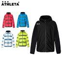 アスレタ サッカーウェア ウインドブレーカージャケット メンズ レディース ストレッチトレーニングJK 04130 ATHLETA