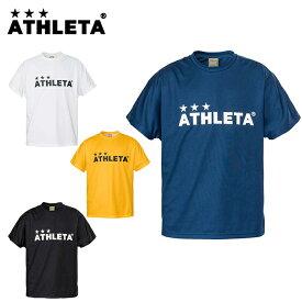 アスレタ サッカーウェア プラクティスシャツ 半袖 プラクティスTシャツ 02331 ATHLETA