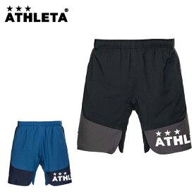 アスレタ サッカーウェア ゲームパンツ ジュニア ポケ付きプラクティスパンツ 02330J ATHLETA