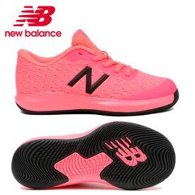 ニューバランス テニスシューズ オールコート用  ジュニア KC996V4 AC KC996GP4 W new balance