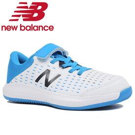 ニューバランス テニスシューズ オールコート ジュニア KCV696R4 W new balance