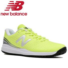 ニューバランス テニスシューズ オムニ クレー レディース WCO796L2 D new balance