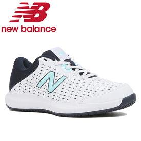 ニューバランス テニスシューズ オムニ クレー レディース WCO696B4 2E new balance