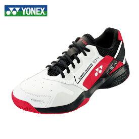 ヨネックス テニスシューズ オムニ クレー メンズ レディース パワークッション104 SHT104-114 YONEX