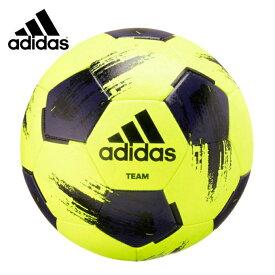 アディダス サッカーボール 4号 検定球 チームハイブリッド AF4875Y adidas