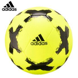 アディダス サッカーボール 5号球 検定球 スターランサーハイブリッド AF5881Y adidas