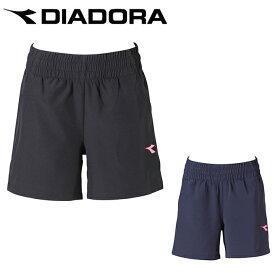 ディアドラ テニスウェア ゲームパンツ レディース ゲームショーツ W DTG0496 DIADORA