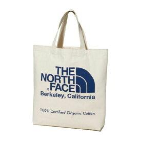 ノースフェイス トートバッグ TNFオーガニックコットントート NM81971 SO THE NORTH FACE