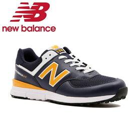 ニューバランス ゴルフシューズ スパイクレス メンズ UGS574 UGS574NY new balance