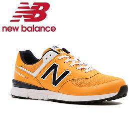 ニューバランス ゴルフシューズ スパイクレス メンズ UGS574 UGS574YN new balance