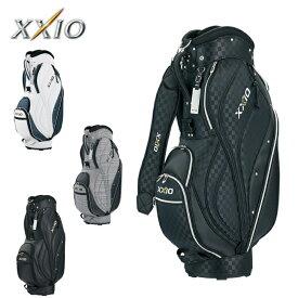 ゼクシオ XXIO キャディバッグ メンズ 軽量スポーツクラシック GGC-X111