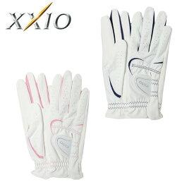 ゼクシオ XXIO ゴルフ 両手用グローブ レディース GGG-X016WW