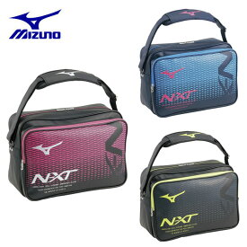 ミズノ エナメルバッグ Lサイズ メンズ レディース NXTショルダーバッグL 33JS0002 MIZUNO