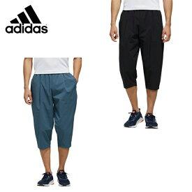 アディダス 7分丈パンツ メンズ TEC シアサッカー 7/8 パンツ GUN95 adidas